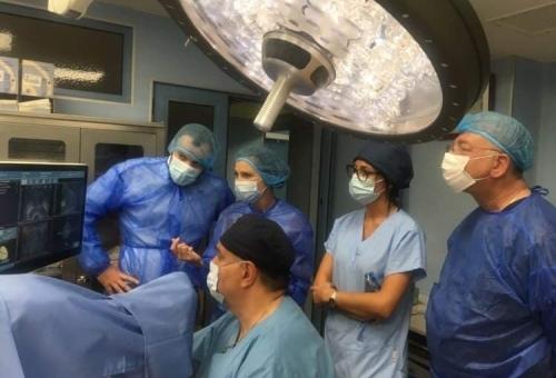 МБАЛ Хигия с иновативна апаратурата за фюжън биопсия
