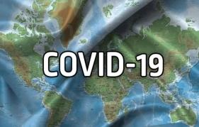 Разпространение на COVID-19 по света - данни на Европейския център за превенция и контрол на заболяванията