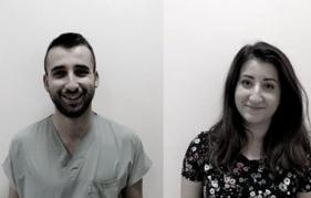 27-годишни лекари близнаци на първа линия в битката с Covid-19