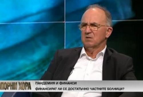 Андрей Марков, ББА: Без колективен имунитет много хора ще загинат При всички ваксини има усложнения