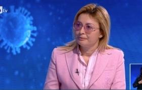Свилена Димитрова: Над 90% от новозаразените с COVID-19 са неваксинирани