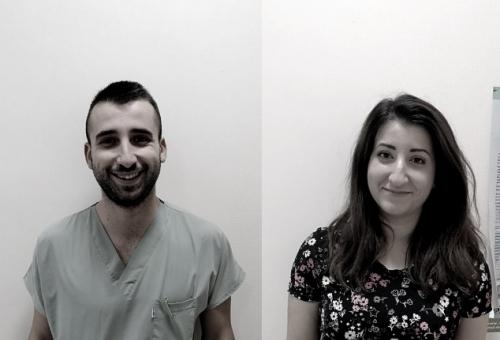 """Между София и Монтана: Лекарите – близнаци, които решиха да влязат в битката с коронавируса. """"Какво по-хубаво от това да помогнеш на хората от родния град на майка си."""""""